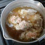"""""""鶏つくね""""を『料理なんてほとんどしたことがない男』が頑張って作ってみた。 『NHKきょうの料理』"""
