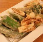 お店みたいな天ぷら料理を食べてみたくて美味しく簡単なレシピ調べてみました。
