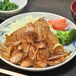 痛風の人は定食屋で【豚の生姜焼き定食】を注文すると良い。